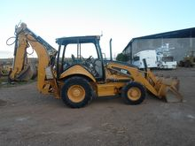 Used Caterpillar 420