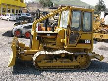 Used Caterpillar D3B