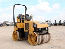 2007 CATERPILLAR CB-224E