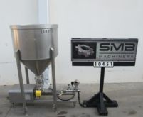 Stainless Steel Pump with Hoppe