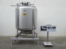 2004 SOLINOX 1000 Gallon Stainl