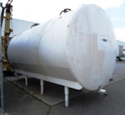 6,000 Gallon Horizontal Agitate
