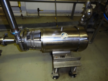 BCast Stainless Steel Centrifug