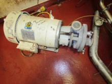 Used 5HP Pump - 1184