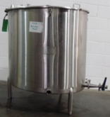 2000 110 Gallon Stainless Steel