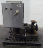 20 HP Pump with Control Panel -