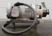 Used 3 HP Centrifuga