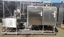 APV Pasteurizing Skid - 12749
