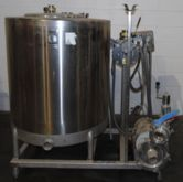 150Gal SS Storage Tank/Includes