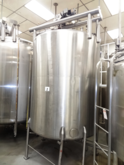 SANITANK 1,500 Gallon Stainless