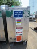 250 Gallon SS Tote Used for Cit
