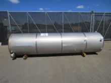 JV NORTHWEST Ozone Contact Tank