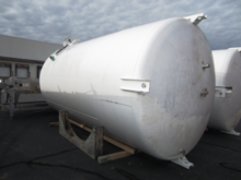 5000 Gallon SS Side Agitated Ve