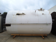 5,000 Gallon SS Side Agitated T