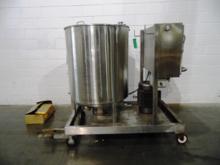 SCOTT TURBON 100 Gallon Stainle