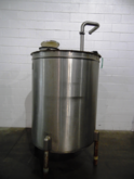 SANI-MATIC 300 Gallon Stainless