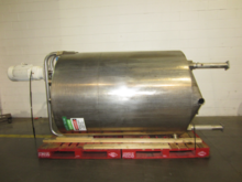 WALKER 600 Gallon 316 Stainless