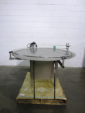 Stainless Steel 5' Diameter Tur