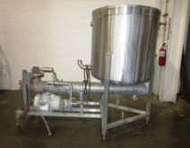 Heat Exchanger System W/ Pump a