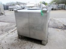 330 Gallon Stainless Steel Tote
