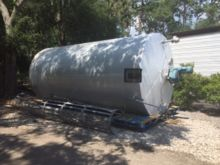 WALKER 8,000 Gallon Insulated H