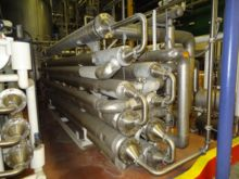 1990 RVS Tube in Tube Pasteuriz