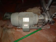 20hp 20hp Centrifugal Sanitary