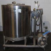150Gal SS Storage Tank/Include