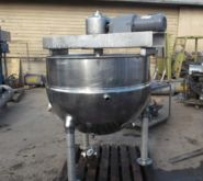 DOVER 200 Gallon SS Kettle with