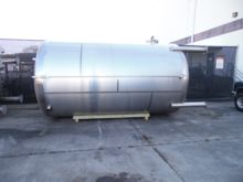 5,000 Gallon Stainless Steel S