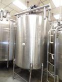 SANITANK 1,500 Gallon Stainless
