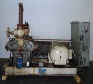 VILTER 50 HP Ammonia Compressor