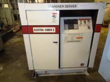 2000 GARDNER-DENVER EBM99F #147