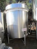 735 Gallon SS Storage Tank #14