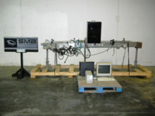 VISION Inspection System for UV