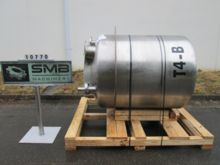400 Gallon 316 Stainless Steel
