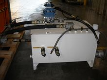 PAI Hydraulic Pump and Tank - 6