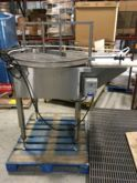"36"" Rotary Accumulation Table"