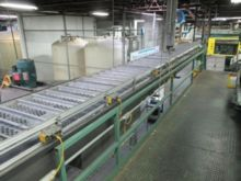 AMBEC Empty Can Conveyor/Combin