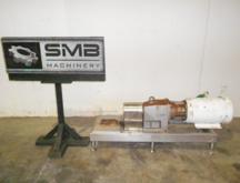 WAUKESHA 20 HP Motor and SS Sta