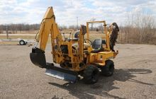 2004 Vermeer RT450 Trencher/Bac