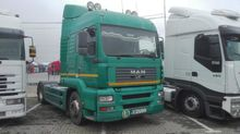 Used 2002 MAN TG410A