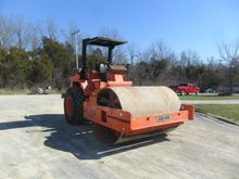 1998 Hamm 2420D Single drum rol