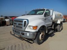2006 Ford F750 XL Water Equipme