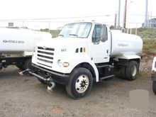 2001 Sterling L7500 Water Equip