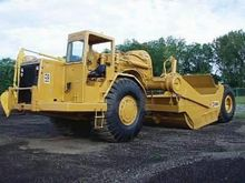 1977 Caterpillar 631D Self-prop