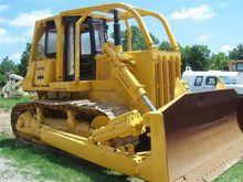 1988 Komatsu D135A Track bulldo