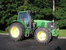 2002 John Deere 6920 Farm Tract