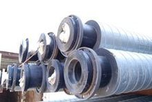 HDPE Pipe hose, fittings and va
