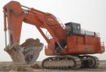 Used Hitachi EX5500
